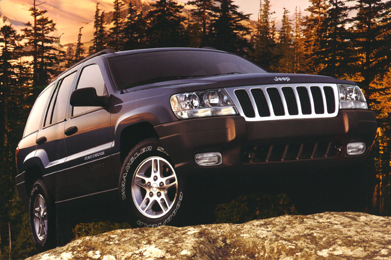 Jeep Wj Models And Features  2002