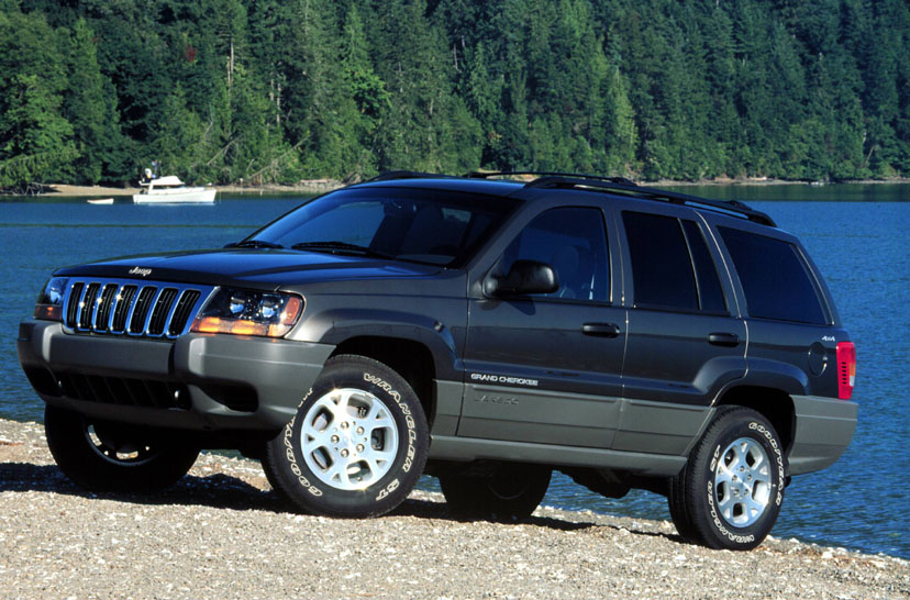 Jeep    WJ Models and Features  19992001      Jeep       Grand
