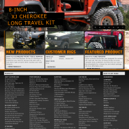 A great source for parts – Rusty's Off-Road Products