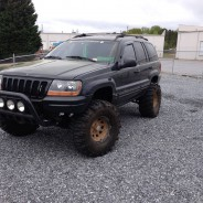 A Mean Looking WJ